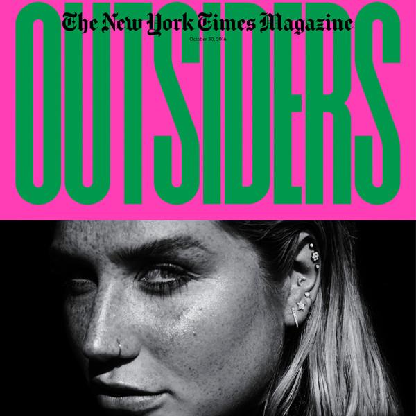 The New York Times Magazine, Kesha
