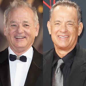 Bill Murray, Tom Hanks