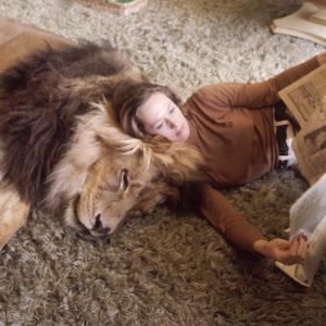 Tippi Hedren, Lion, Unusual Pets