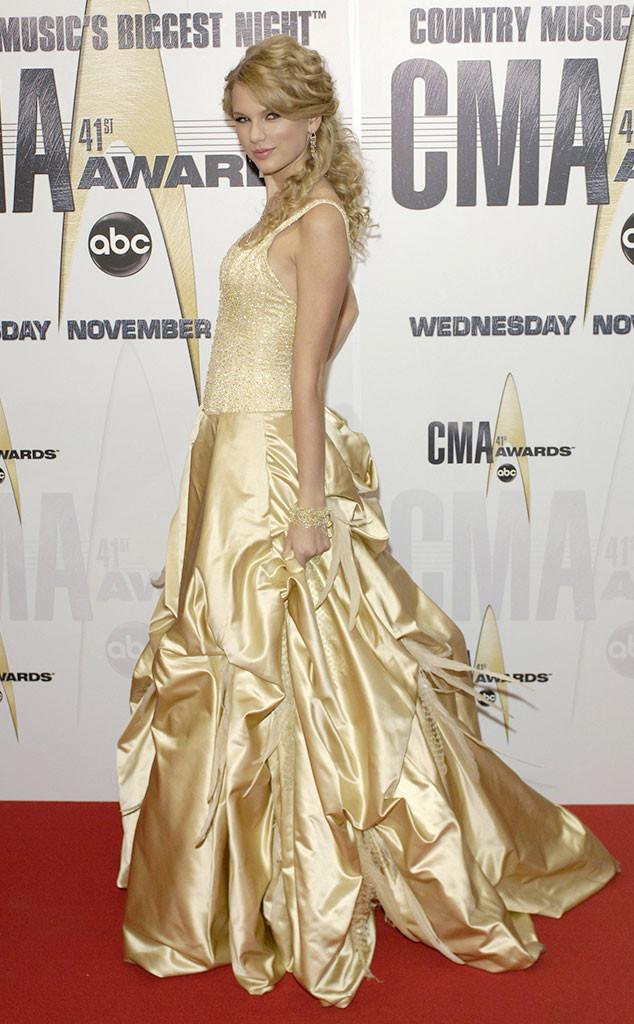 Taylor Swift, CMA Style, 2007