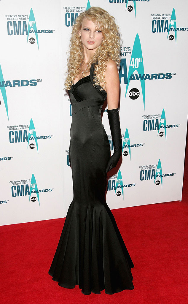 Taylor Swift, CMA Style, 2006