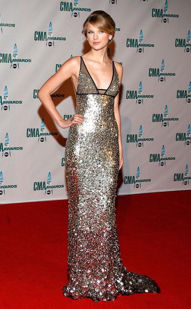 Taylor Swift, CMA Style, 2008