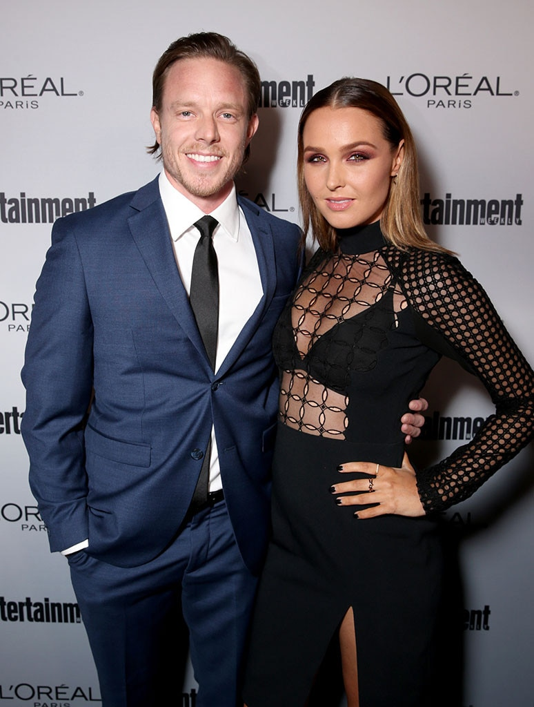 Matt Alan, Camilla Luddington