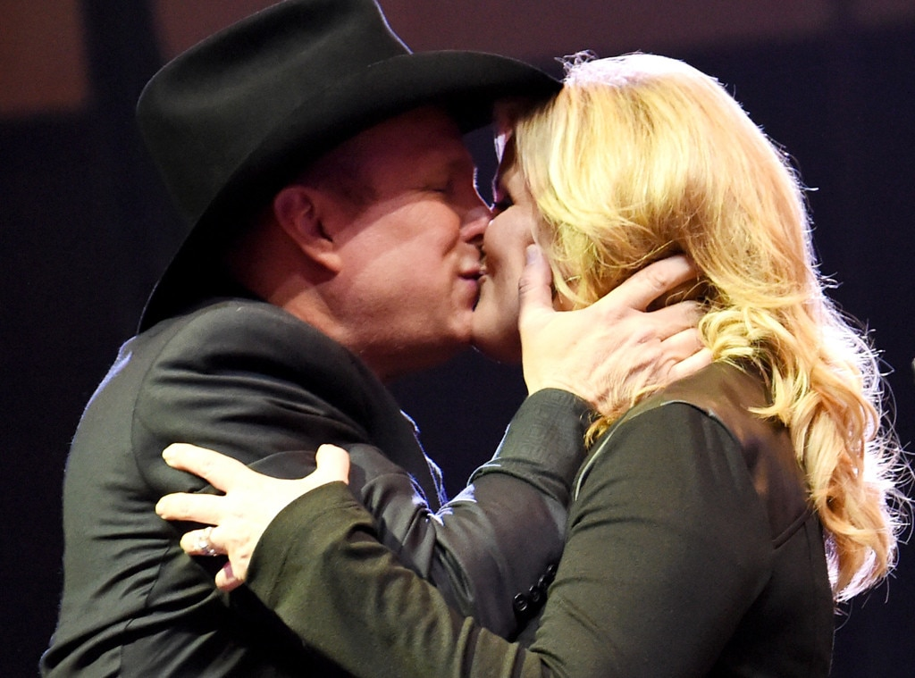 Trisha Yearwood, Garth Brooks, ACM Lifting Lives Gala