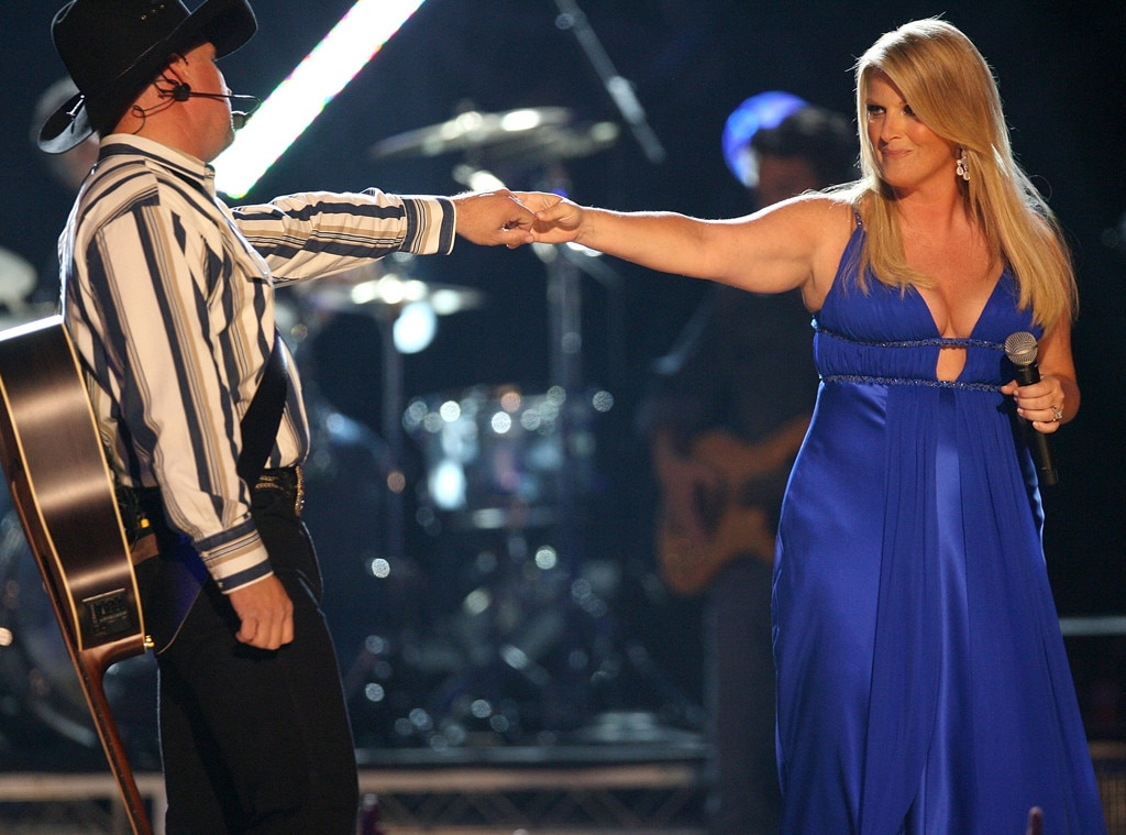 Trisha Yearwood, Garth Brooks, Academy Of Country Music Awards 2008