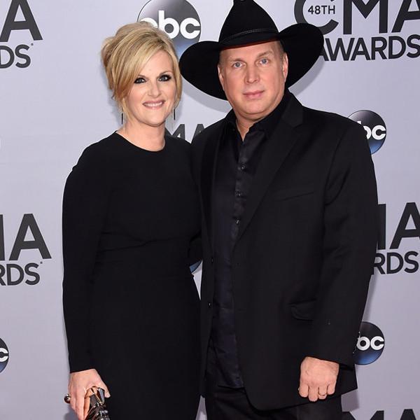 Trisha Yearwood, Garth Brooks, CMA Awards