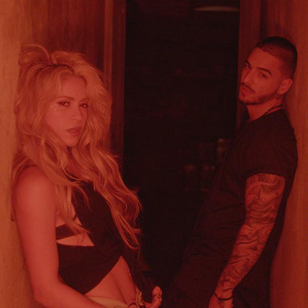 Shakira, Maluma