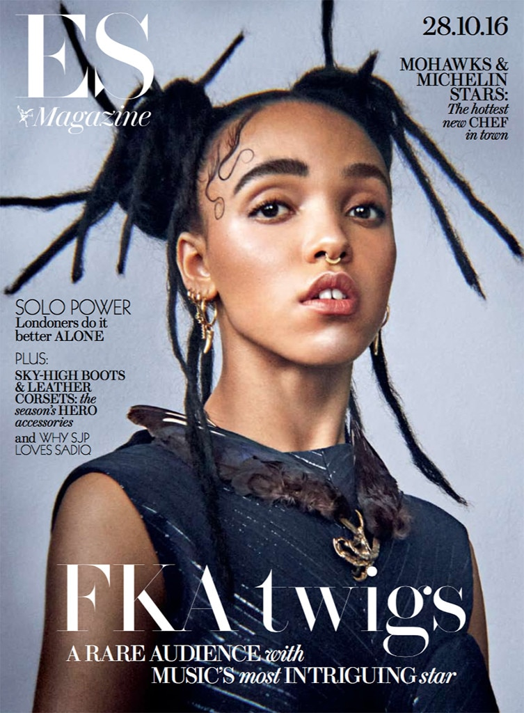ES Magazine, FKA Twigs