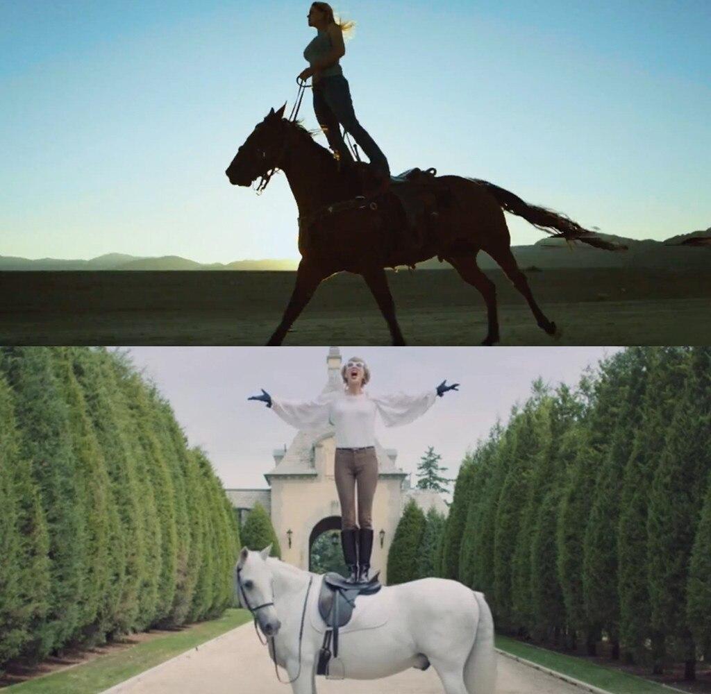 Calvin Harris, My Way Video, Taylor Swift