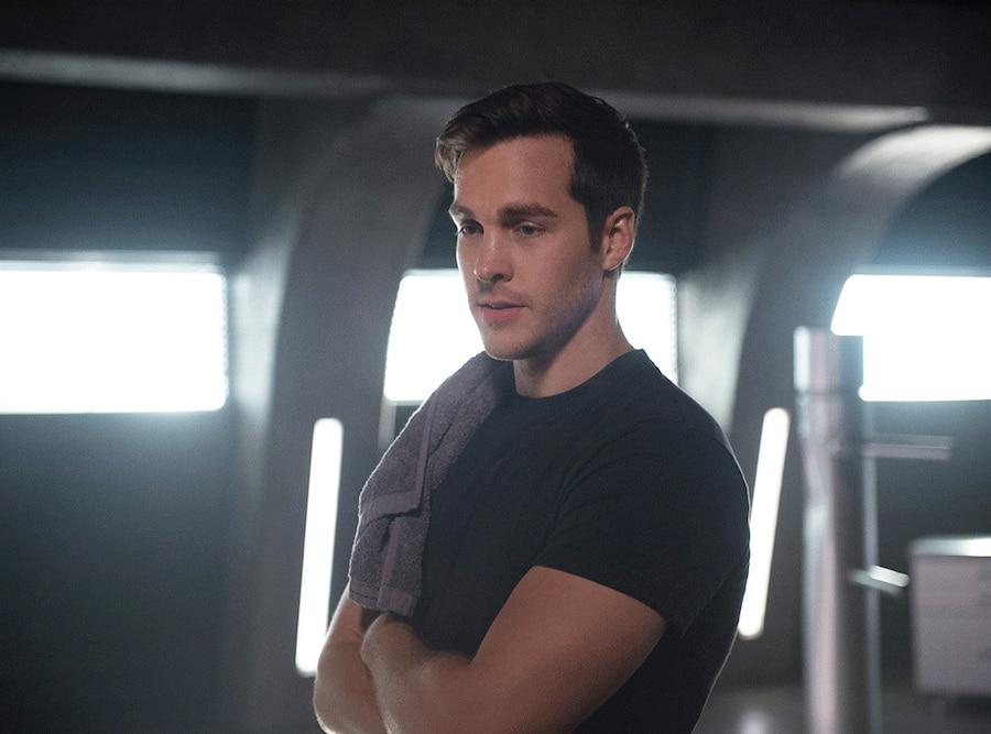 Supergirl, Chris Wood