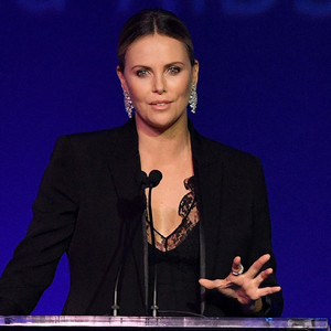 Charlize Theron, Amfar Inspiration Gala, Los Angeles, 2016