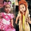 Chrissy Teigen, Luna, Celeb Kids Celebrate Halloween 2016
