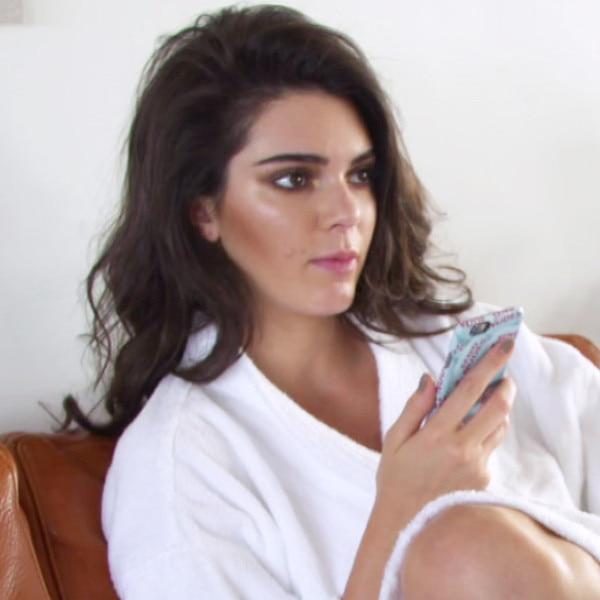Kendall Jenner, KUWTK, KUWTK 1219
