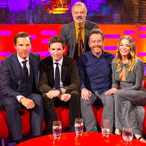 The Graham Norton Show, Benedict Cumberbatch, Eddie Redmayne, Bryan Cranston, LeAnn Rimes