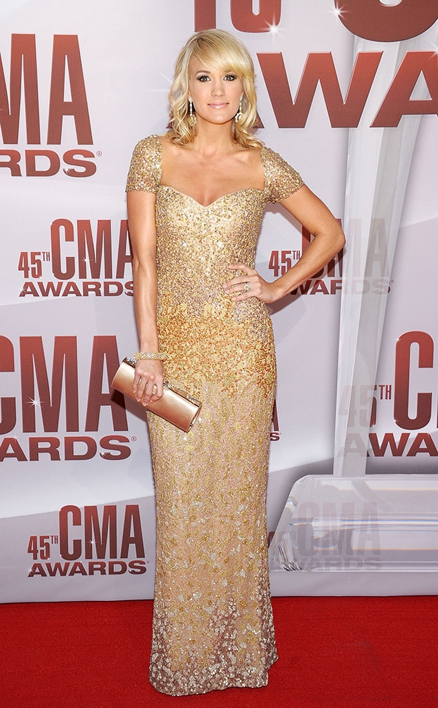 Carrie Underwood, CMA Style, 2011