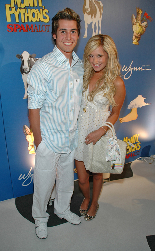 Ashley Tisdale, Jared Murillo