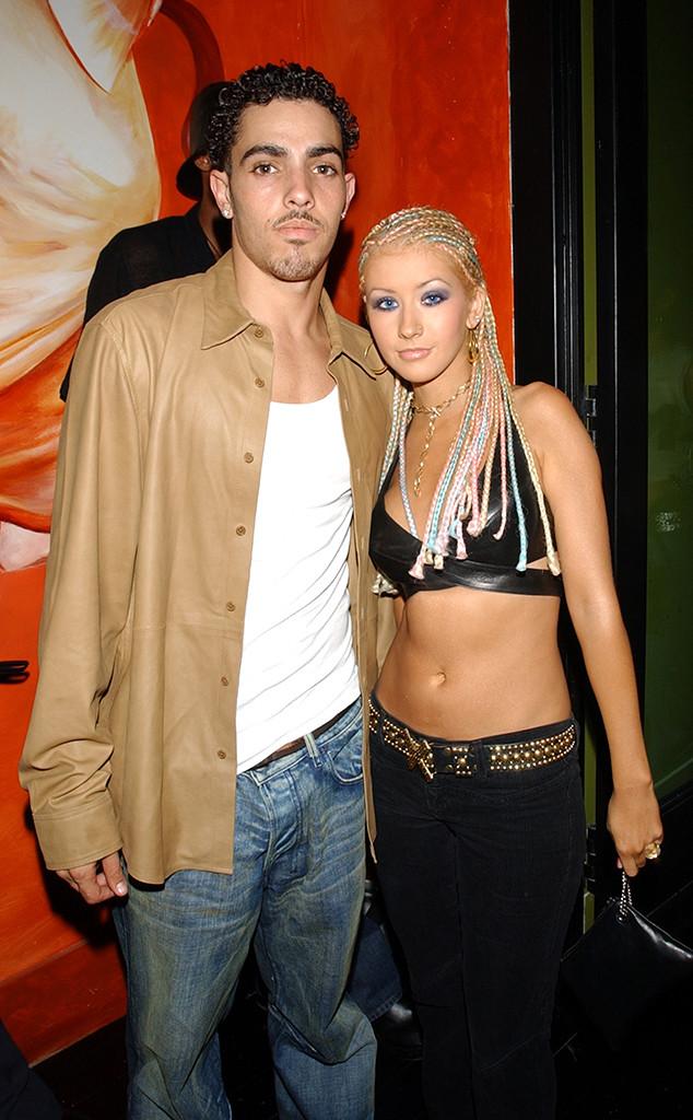 Jorge Santos, Christina Aguilera