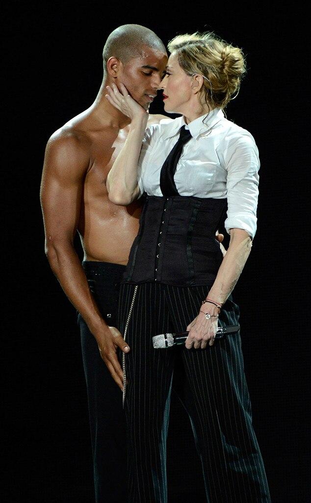 Brahim Zaibat, Madonna