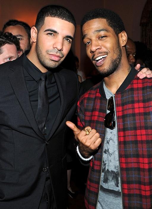 Kid Cudi, Drake