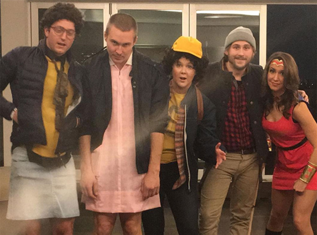 Amy Schumer and Ben Hanisch Just Nailed Their Stranger Things ...