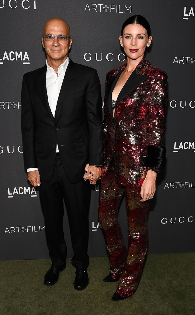 Liberty Ross, Jimmy Iovine, LACMA