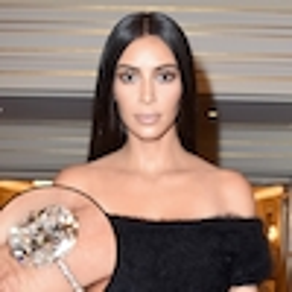 Kim Kardashian, Ring