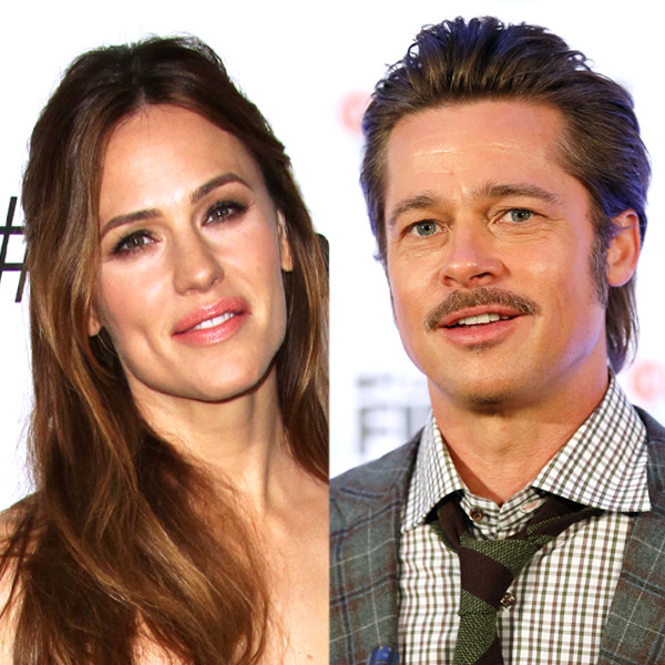 Brad Pitt, Jennifer Garner