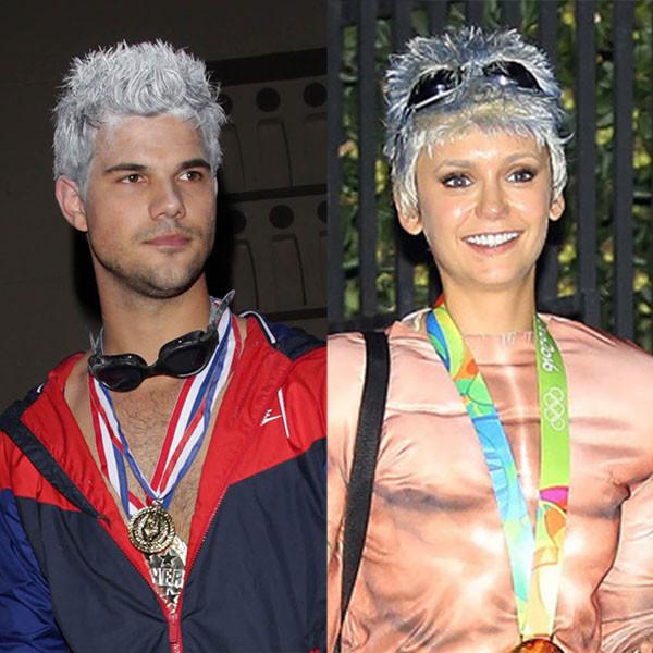 Taylor Lautner, Nina Dobrev