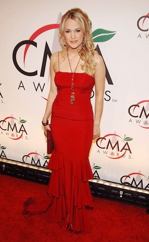 Carrie Underwood, CMA Style, 2005