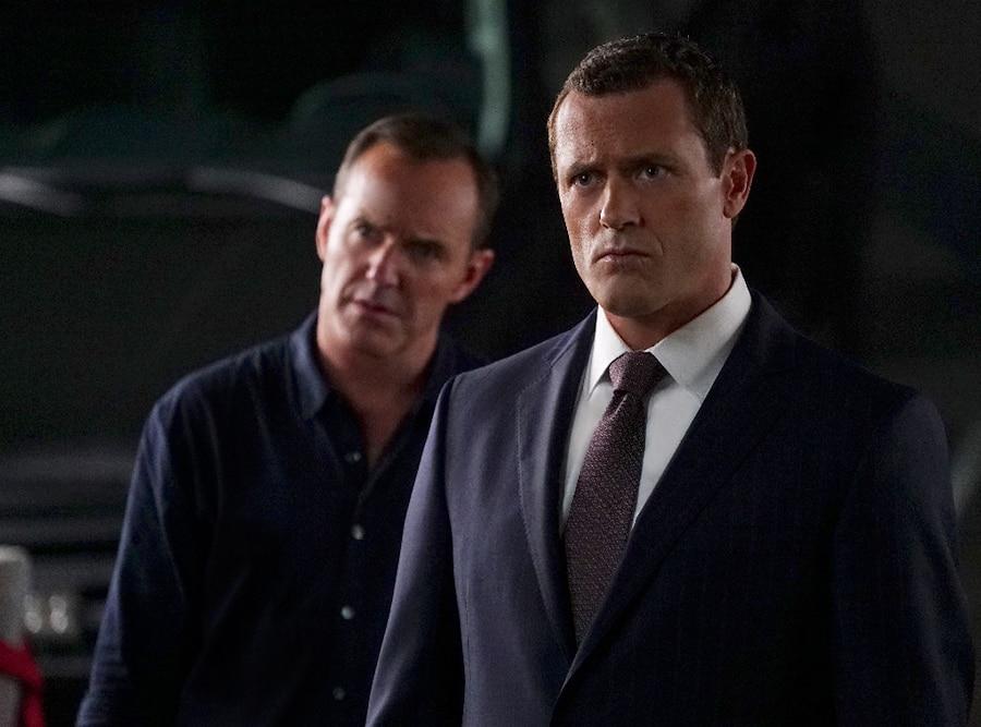 Agents of S.H.I.E.L.D., Clark Gregg, Jason O'Mara
