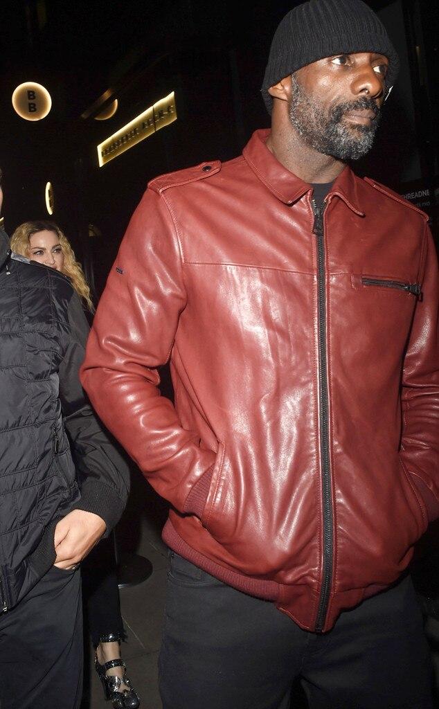 Madonna, Idris Elba