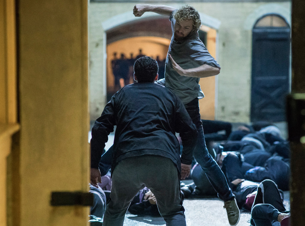 Iron Fist, Finn Jones