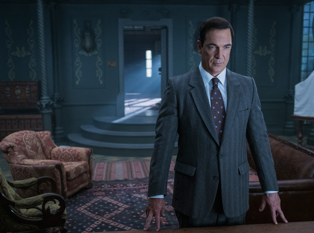 Patrick Warburton, Lemony Snicket's A Series of Unfortunate Events