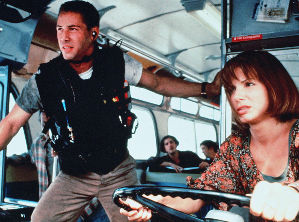 Sandra Bullock, Speed, 90s Week/Breakout Roles