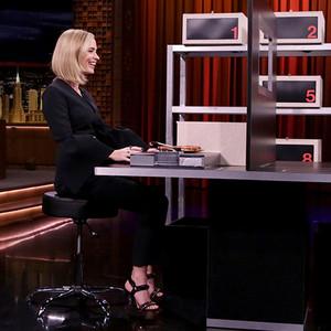 Emily Blunt, Jimmy Fallon, The Tonight Show