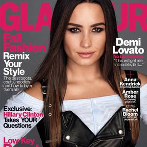 Demi Lovato, Glamour