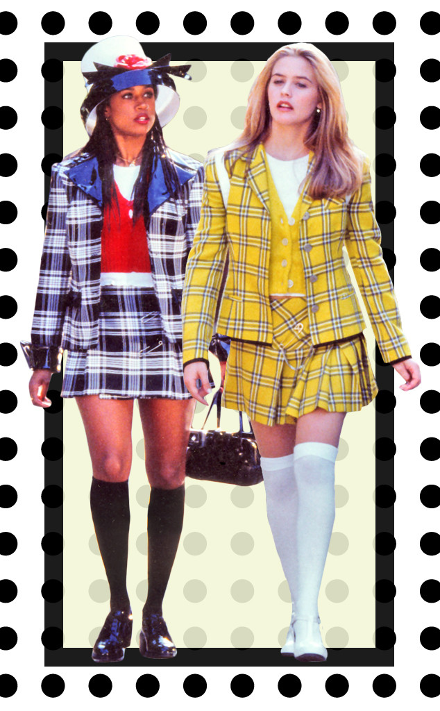 '90s Week, Fashion, Clueless