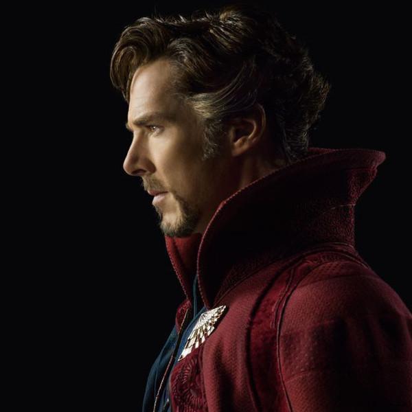Dr. Strange, Benedict Cumberbatch