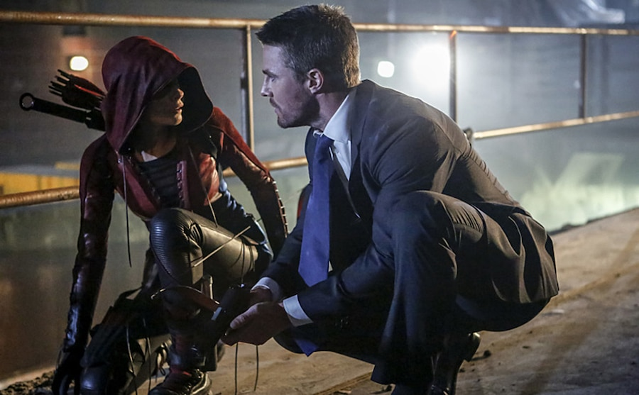 Arrow, Season 5 premiere