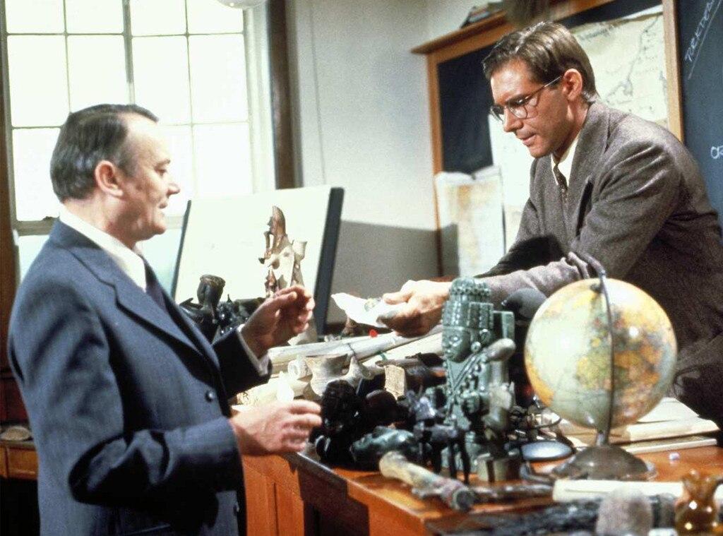 Harrison Ford, Indiana Jones, Teachers