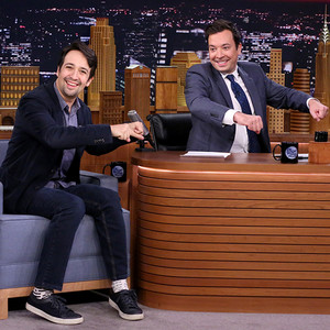 Jimmy Fallon, Lin-Manuel Miranda, The Tonight Show