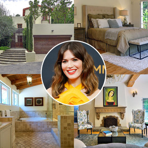 Mandy Moore, Los Feliz Home