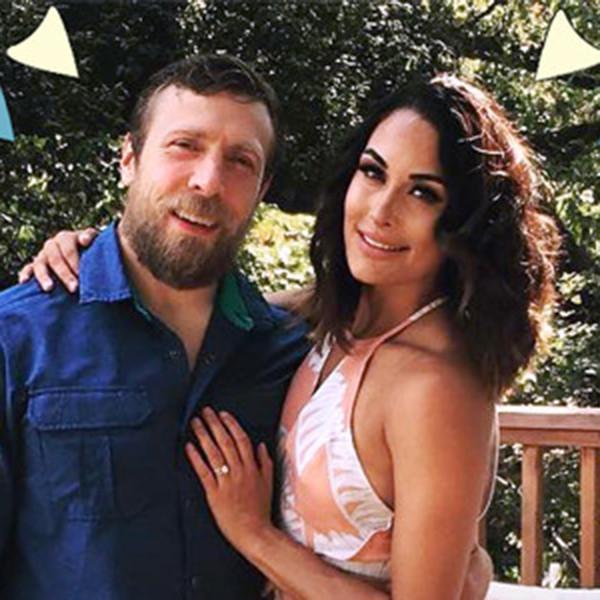 Daniel Bryan, Brie Bella