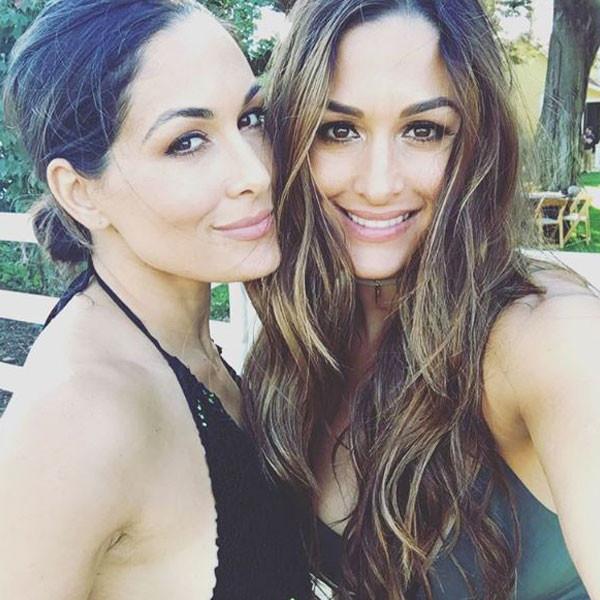 Brie Bella, Nikki Bella, Instagram