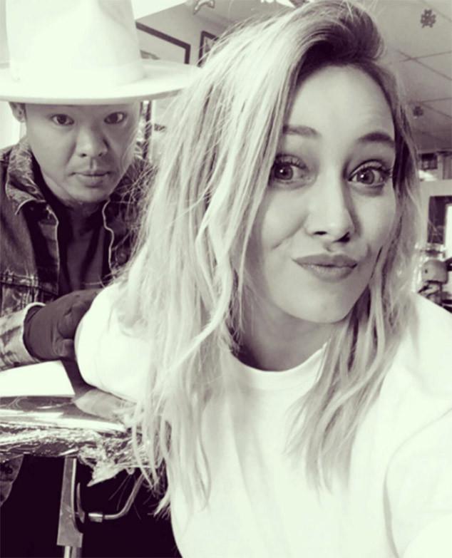 Hilary Duff, Tattoo