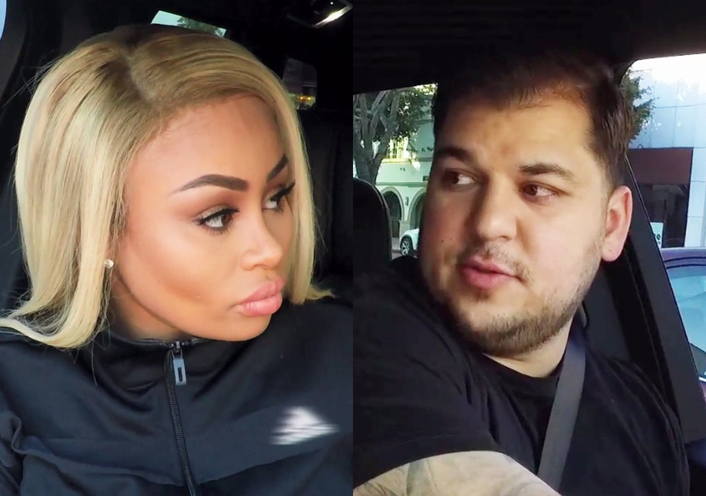 Rob Kardashian writes emotional Instagram post after Blac Chyna moves out