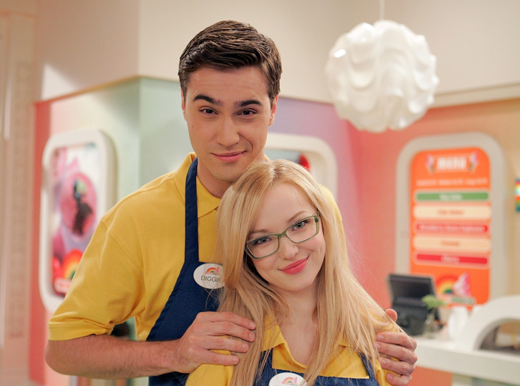 Dove Cameron, Ryan McCartan, Disney Couples