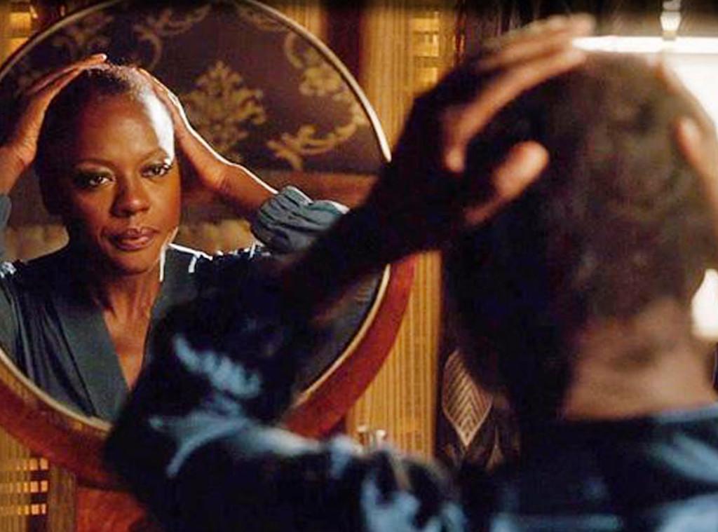ESC: Viola Davis, Makeup Free