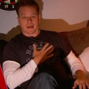 Matt Damon, Idina Menzel, Jimmy Kimmel Live