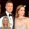 Brad Pitt, Angelina Jolie, Gwyneth Paltrow